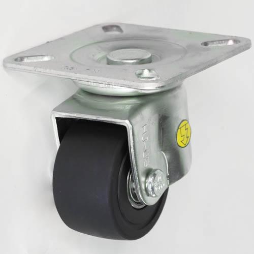静電気帯電防止キャスタ導電性MCD車輪