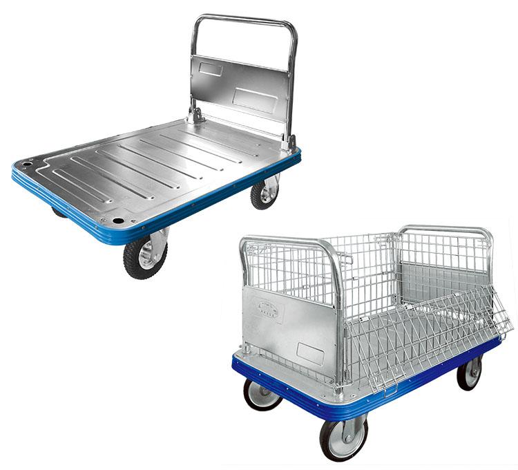 運搬台車(スチール製ビッグボディ)