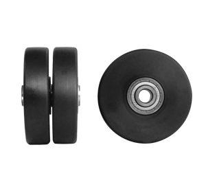 MCMO モノマーキャスティングナイロン(ブラック)(低床重荷重双輪用)