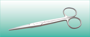 シシクの外科用剪刀/03-040-145