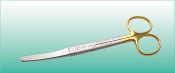 シシクの外科用剪刀/04-125-145