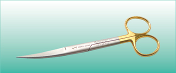 シシクの外科用剪刀/04-129-145
